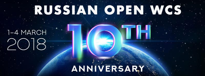 Russian Open WCS Championship 2018