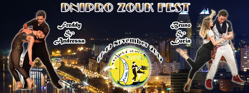 Dnipro Zouk Fest 2017