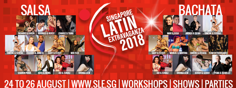 Singapore Latin Extravaganza 2018