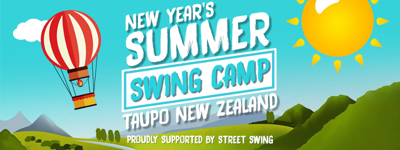 New Year's Summer Swing Camp 2018/19