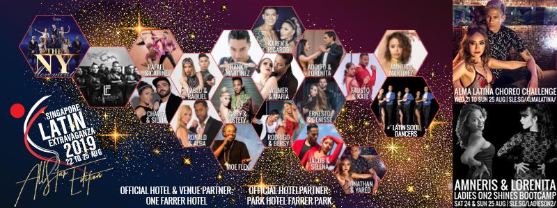 Singapore Latin Extravaganza 2019