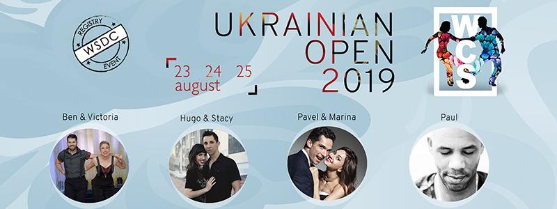 Ukrainian Open 2019 *WSDC