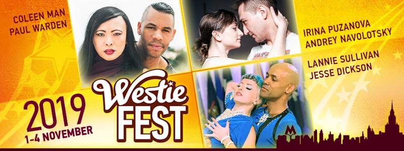 Moscow Westie Fest 2019