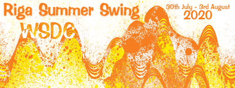 Riga Summer Swing 2020 - Cancelled!