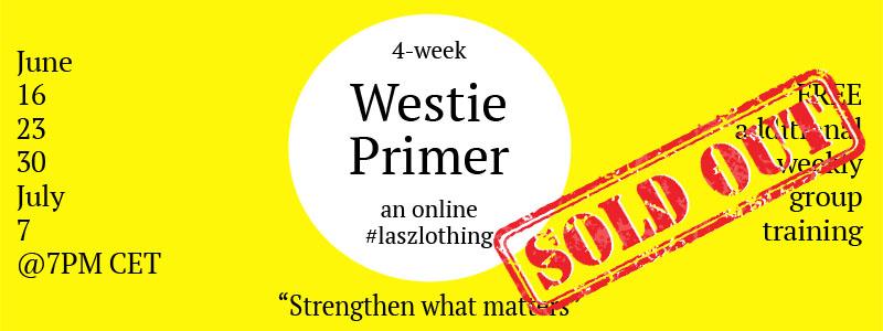 4-week Westie Primer